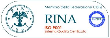 E.R.P. Massa Carrara S.p.A. è certificata ISO 9001
