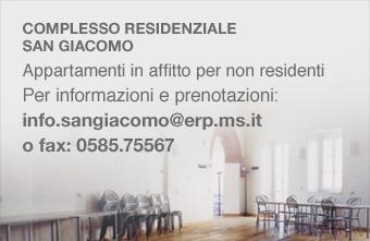 Complesso residenziale San Giacomo